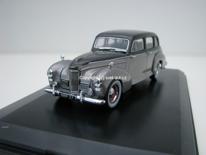 Humber Pullman Limousine black/grey 1:43 Oxford