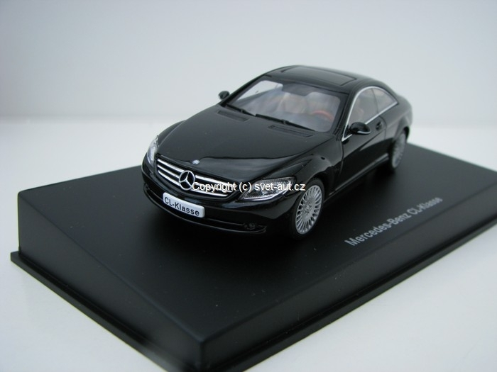 Mercedes CL Coupe 1:43 Autoart
