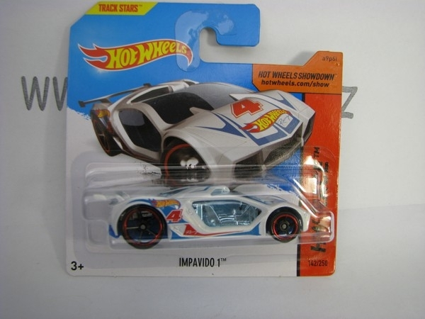 Hot Wheels 2014 Impavido 1 HW Race 5785 142/250