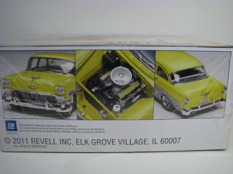 Chevrolet Del Ray 1956 kit 1:25 Revell 854946