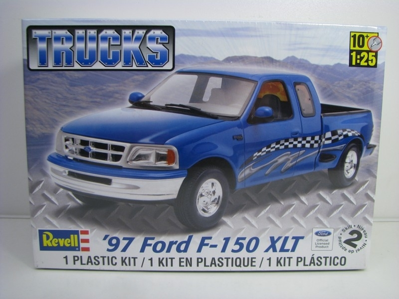 Ford F-150 XLT 1997 kit 1:25 Revell 857215
