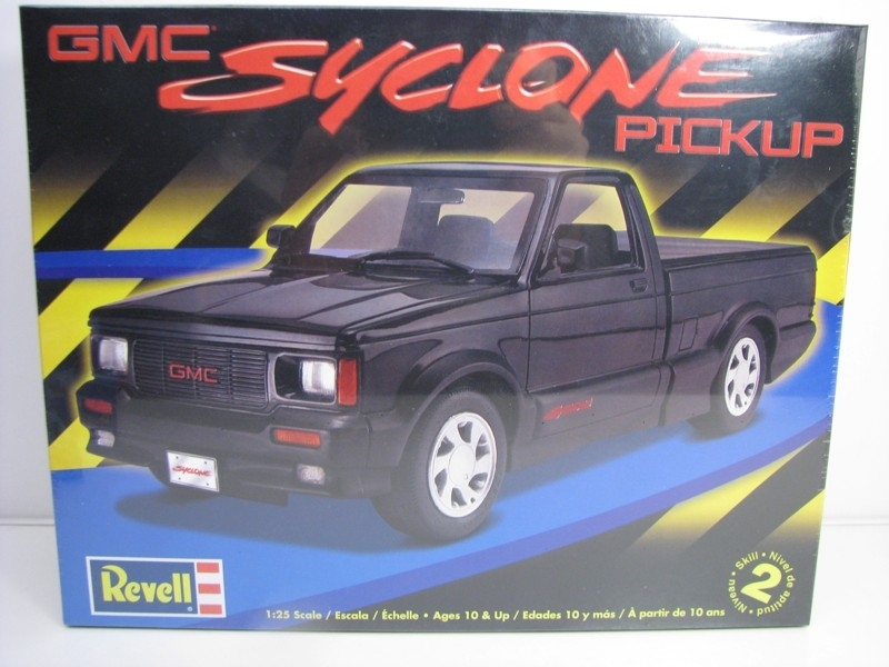 GMC Syclone Pickup kit 1:25 Revell 857213