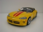 Dodge Viper RT/10 Yellow s potiskem 1:18 Bburago