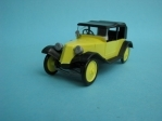 Tatra 11 Faeton 1924 yellow 1:43 Igra - Model Toys
