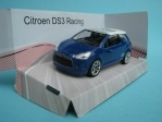 Citroen DS3 Racing blue s potiskem 1:43 Mondo Motors
