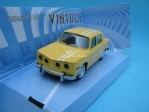 Renault R8 yellow 1:43 Mondo Motors