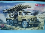 Zil BM-13-16 Multiple Launch Rocket System stavebnice 1:72 MAC