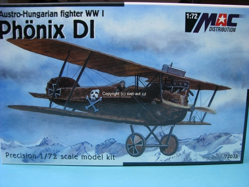 Phonix DI stavebnice 1:72 MAC
