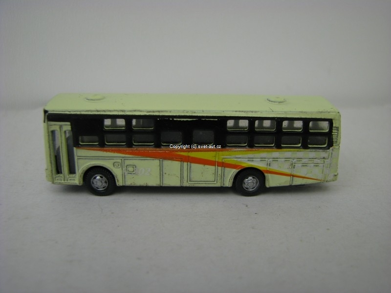 Autobus H-302 Yellow 1:160 Guiloy