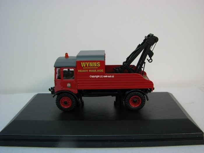 Wynns AEC Matador Wrecker 1:76 Oxford