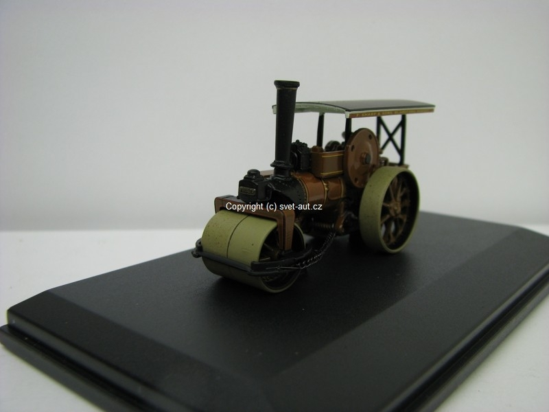 Fowler steam road roller Lord Jellicoe 1:76 Oxford