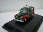 Morris Traveller Bomb Disposal 1:76 Oxford