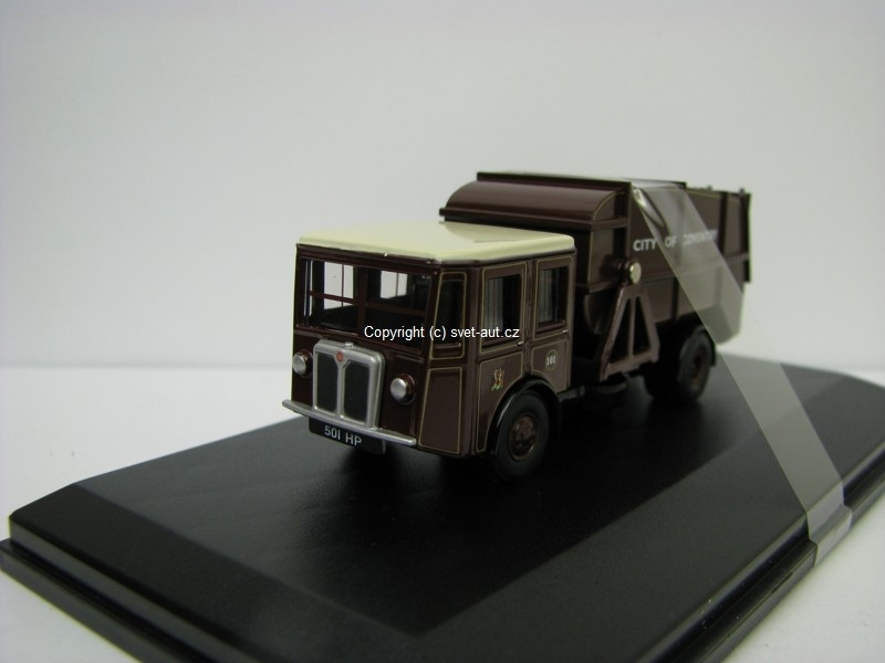 Shelvoke a Drewry Dustcart City of Coventry 1:76 Oxford
