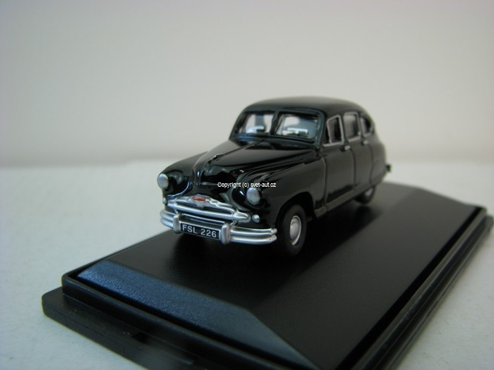 Vanguard standard black 1:76 Oxford
