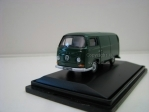 Volkswagen Van Peru green 1:76 Oxford