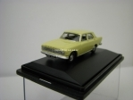 Ford Zephyr Tuscan Yellow 1:76 Oxford