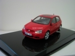Volkswagen Golf V 5 Doors red 1:43 Autoart