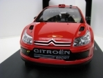 Citroen C4 WRC Red 1:18 Autoart