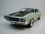 Ford Torino Cobra 1971 green American Muscle 1:18 Ertl - Auto World