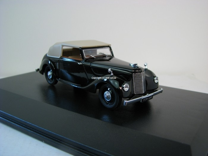 Armstrong Siddeley Huricane closed 1:43 Oxford