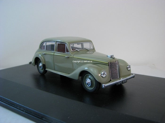 Armstrong Siddeley Lancaster Langham grey 1:43 Oxford