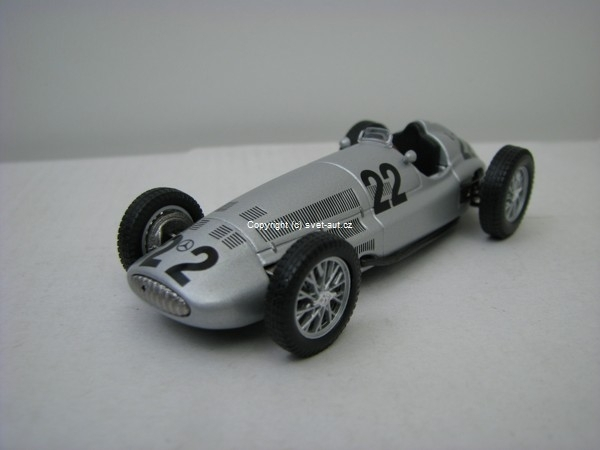 Mercedes-Benz W154 No.22 1:43 Atlas