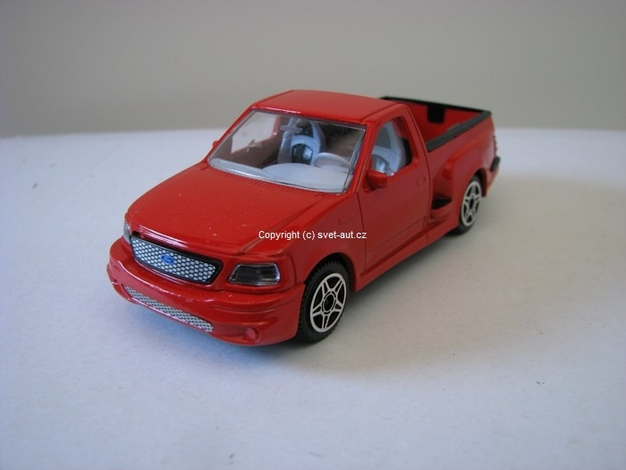 Ford SVT F150 Lightning red 1:43 Bburago