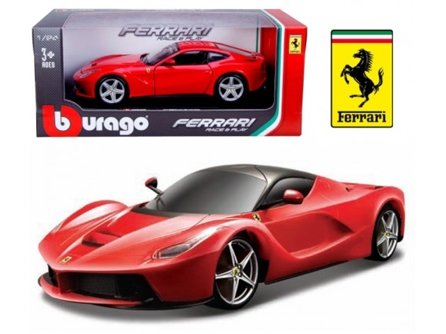 Ferrari LaFerrari Red 1:24 Bburago