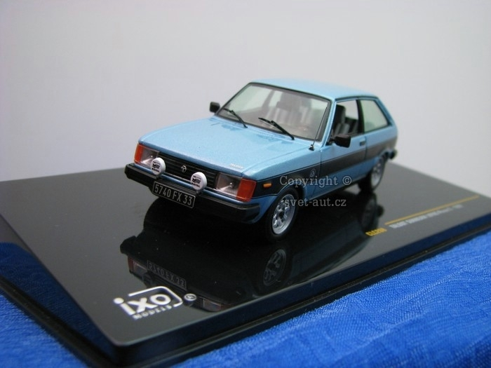 Talbot Sunbeam Lotus Phase 2 1982 1:43 Ixo
