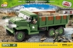 GMC CCKV 353 Transport Truck stavebnice Cobi 2378 Small Army