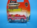Ski Fire Truck Matchbox Hero City