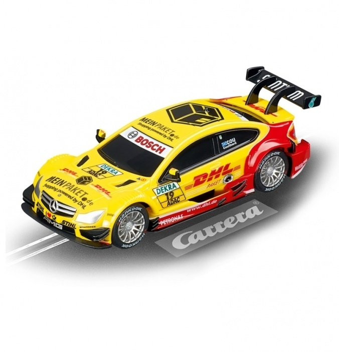 AMG Mercedes C-Coupe DTM D. Coulthard No.19 Auto Carrera GO - 61275