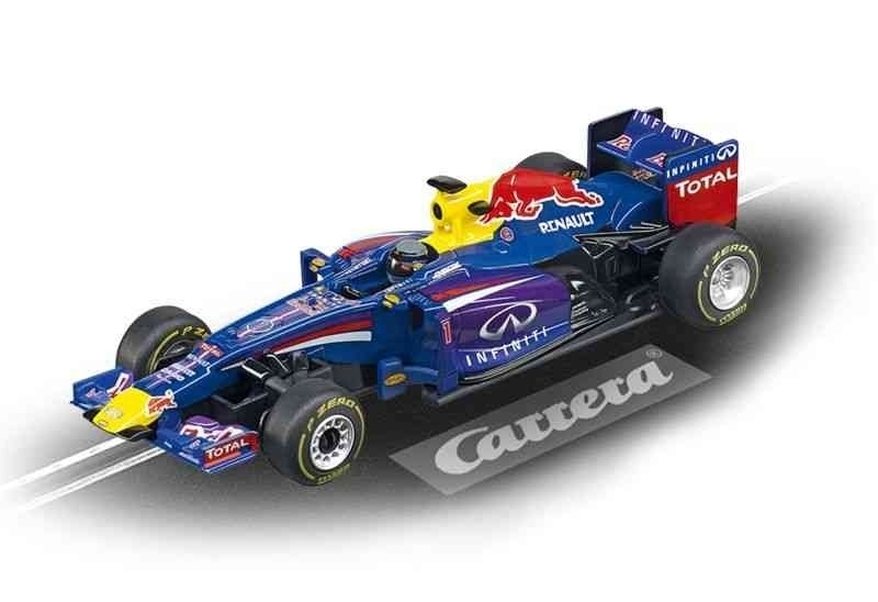 Infiniti Red Bull Racing RB9 S. Vettel No.1 Auto Carrera GO - 64009