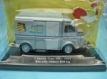Citroen Type HZ 1962 biscuits Olibet 850 Kg 1:43 Eligor