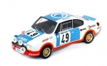 Škoda 130 RS No.49 rally Monte Carlo 1977 1:18 FOX18