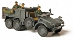 Krupp Kfz.70 Protze Truck German Army Eastern Front 1941 1:32 Unimax Military