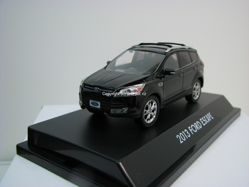 Ford Escape Kuga 2013 black 1:43 Greenlight