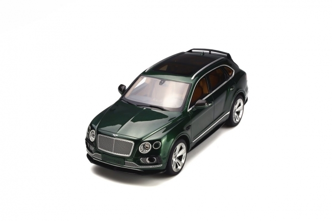 Bentley Bentayga Sport Green 1:18 GT Spirit