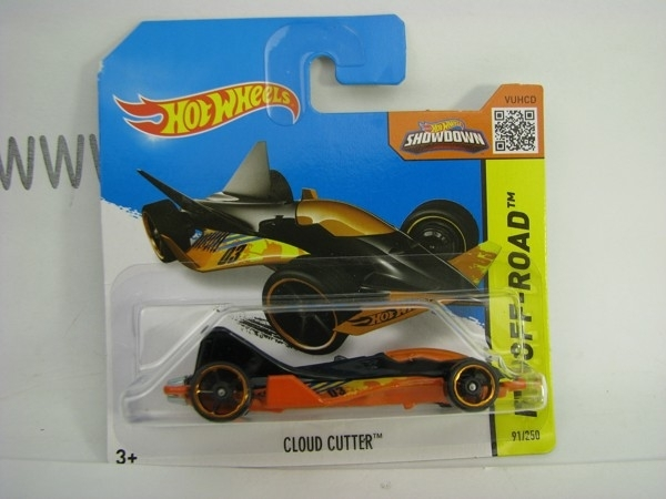 Hot Wheels 2015 Cloud Cutter HW Off-Road CFM06