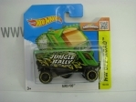 Hot Wheels 2015 Aero Pod Green HW Off-Road CFG92