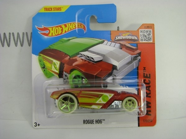 Hot Wheels 2015 Rogue Hog HW Race CFL13
