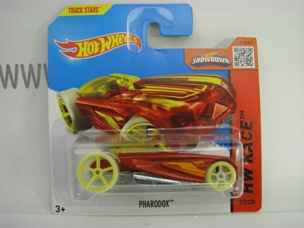 Hot Wheels 2015 Pharadox HW Race CFL96