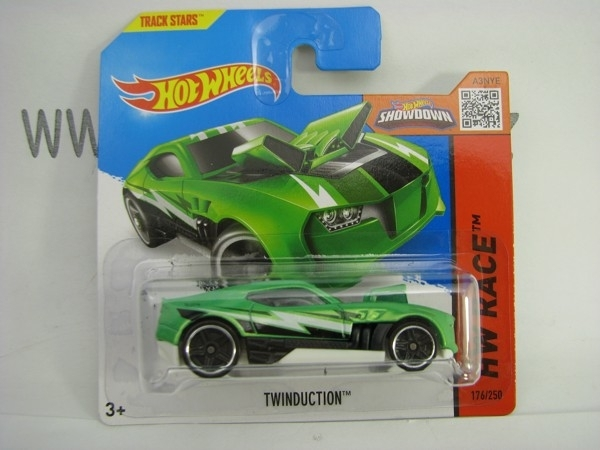 Hot Wheels 2015 Twinduction HW Race CFL15
