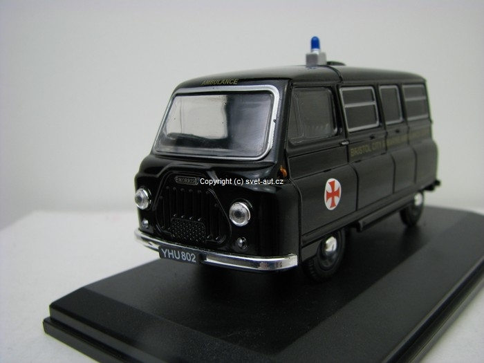 Morris Bristol city & Marine Ambulance Corps 1:43 Oxford