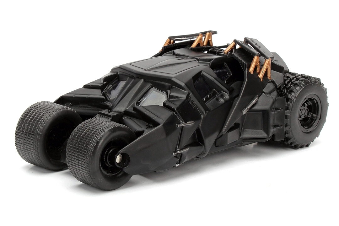Batmobile The Dark Knight 2008 1:32 Jada Toys