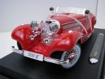 Mercedes-Benz 500K Typ Specialroadster 1936 red 1:18 Maisto