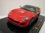 Ferrari 599XX 1:43 Hot Wheels