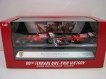 Ferrari F1 double set Alonso Massa BGPS 1:43 Hot Wheels