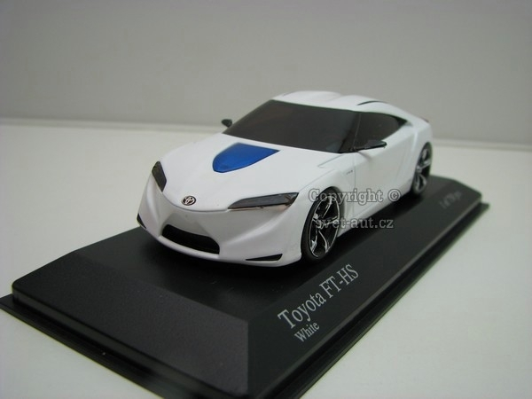 Toyota FT-HS 1:43 Minichamps