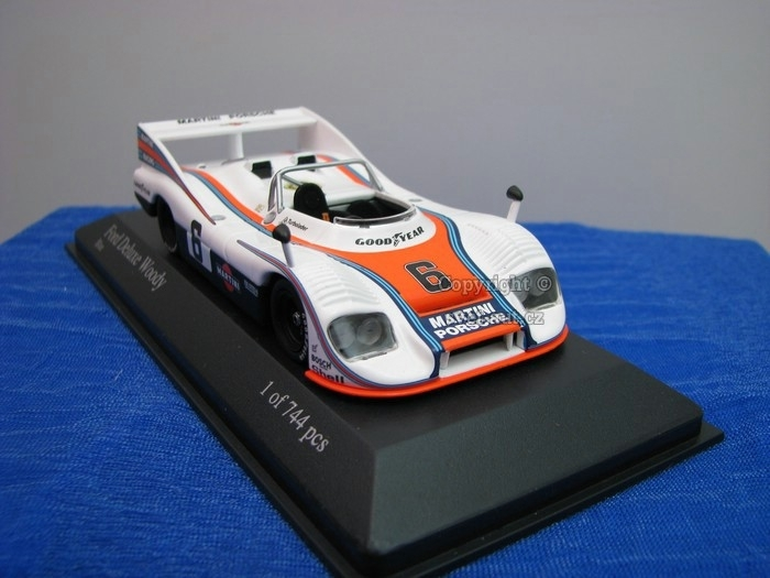 Porsche 936 Martini No.6 Mass/lckx 1976 1:43 Minichamps